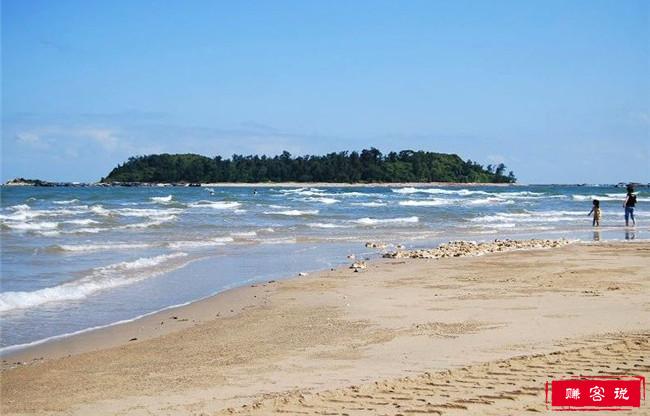 蝴蝶岛天堂滩