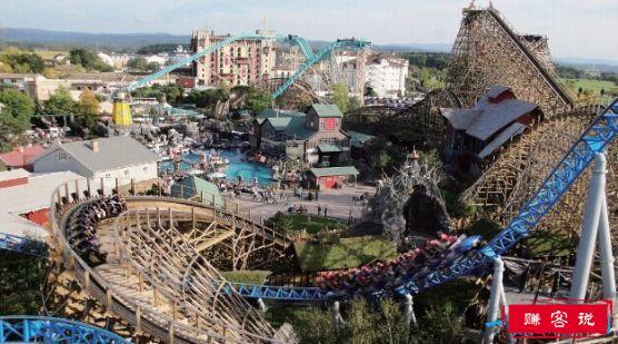 世界十大著名游乐园,刺激与童话结为一体的主题公园