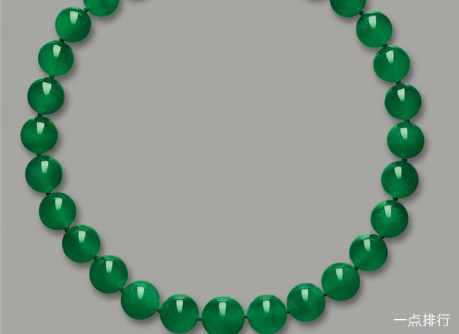 全球十大最昂贵的珠宝 孔雀胸针价值一亿美元