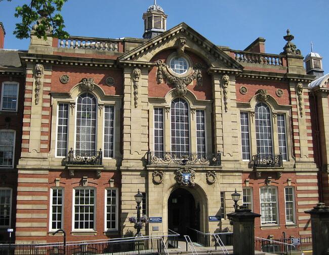 2018年英国谢菲尔德大学世界排名 留学费用