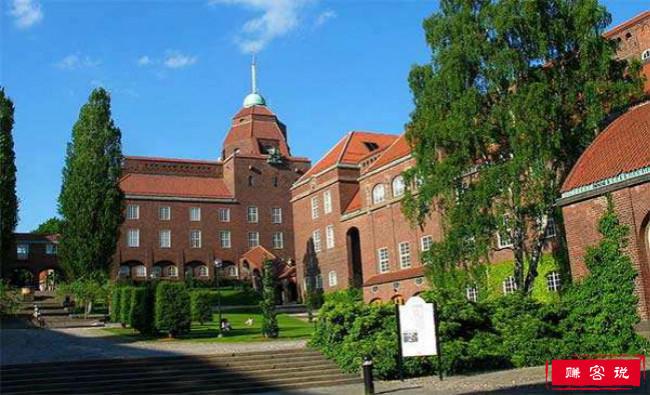 2018年瑞典皇家理工学院世界排名 留学费用