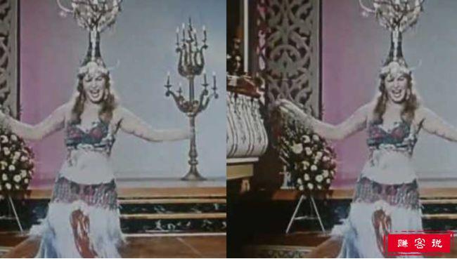 史上最著名的十大肚皮舞舞者 惊艳了整个世界的女舞者