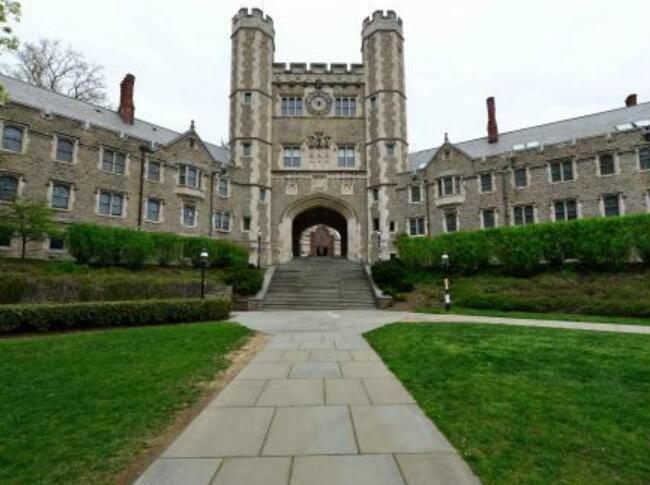 2018年美国普林斯顿大学世界排名 留学费用