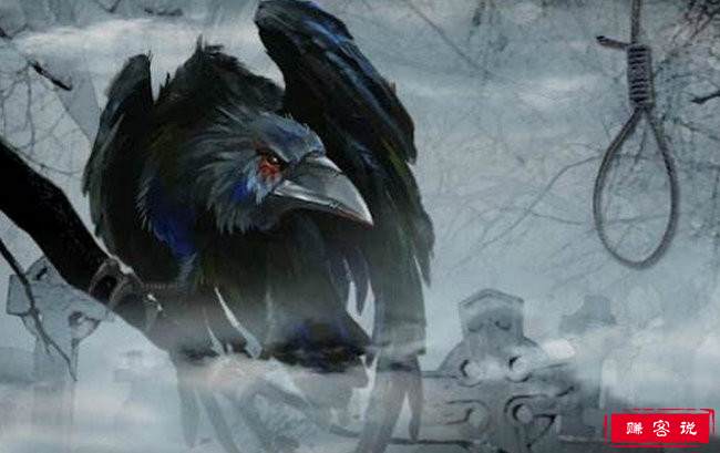 男子遭乌鸦追3年 被误认成杀害小乌鸦的凶手