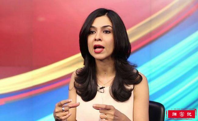 印度十大热门女记者 个个优秀无比!