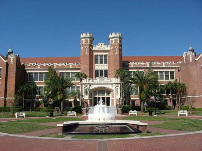 2018年美国佛罗里达州立大学世界排名 留学费用