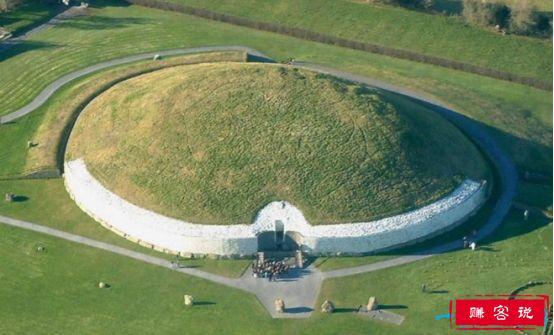 世界上最神秘的古建筑,纽格兰奇墓拥有五千多年的历史