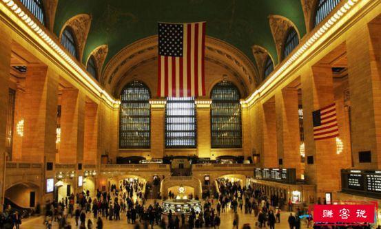 世界最大火车站,历经百年风雨的纽约中央火车站