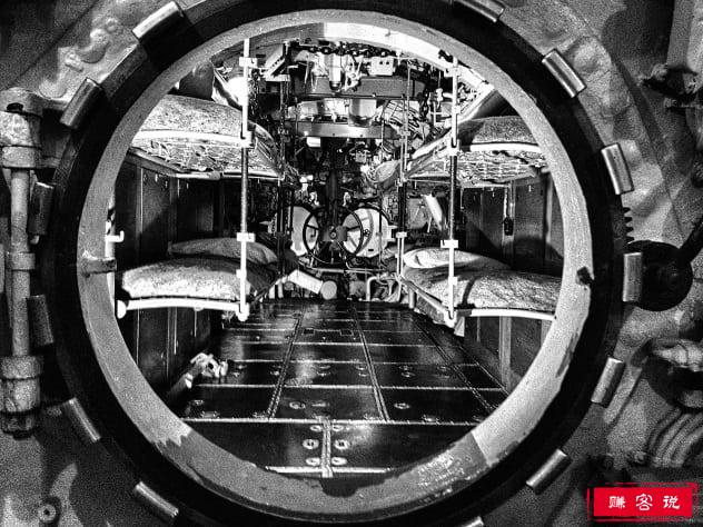 世界十大幽灵潜艇 UB-65闹鬼事件至今未解