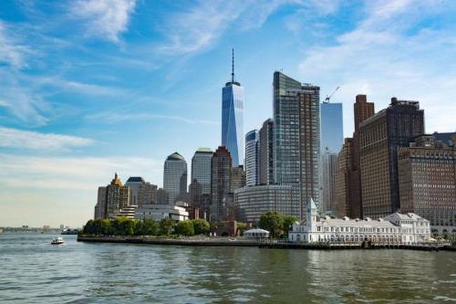 美国城市GDP排行 纽约生产总值最为恐怖