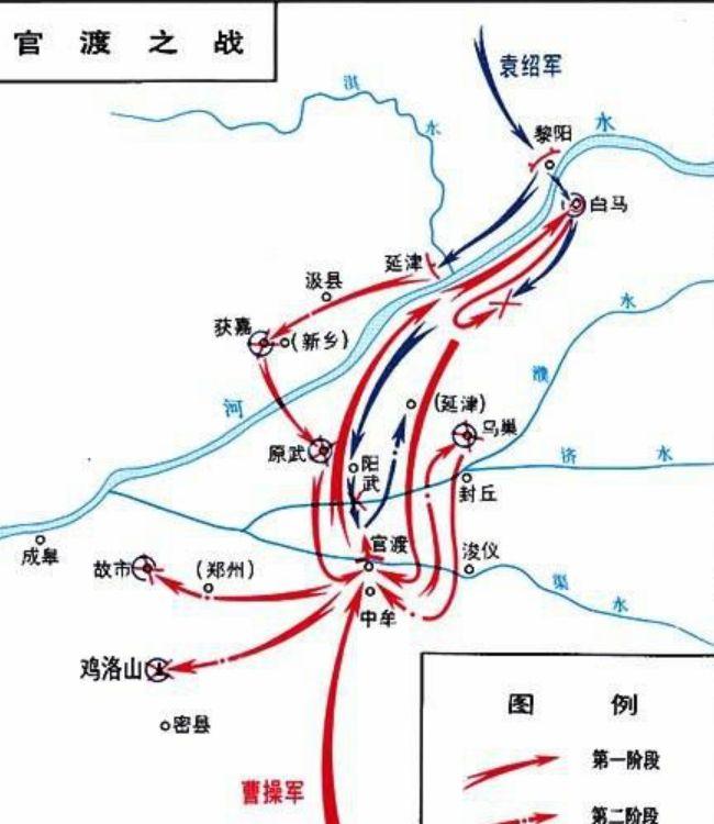 东汉末年三大战役 曹操刘备孙权各参加两次