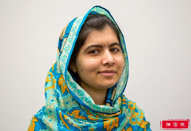 最年轻的诺贝尔奖得主 马拉拉17岁就拿到了诺贝尔和平奖