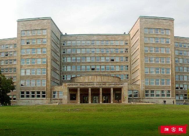 2018年德国法兰克福大学世界排名 留学费用