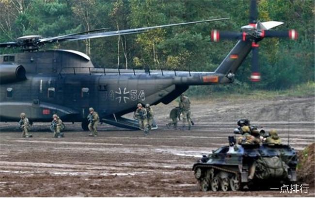 世界上最强大的10支军队 美国排名第一
