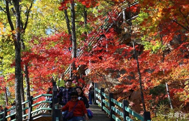 本溪十大旅游景点排行榜 本溪最值得去的景点有哪些