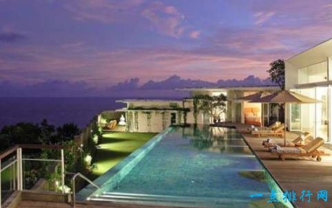 亚洲十大豪宅 安蒂拉排第一