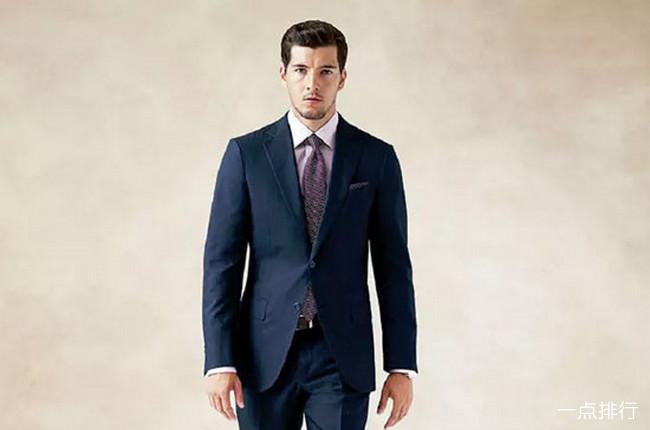 世界十大最昂贵的西装 排名第一的西装价格高达892500美元