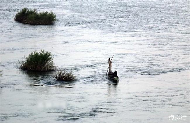 世界十大最长河流排名 全长6300公里的长江仅排第三