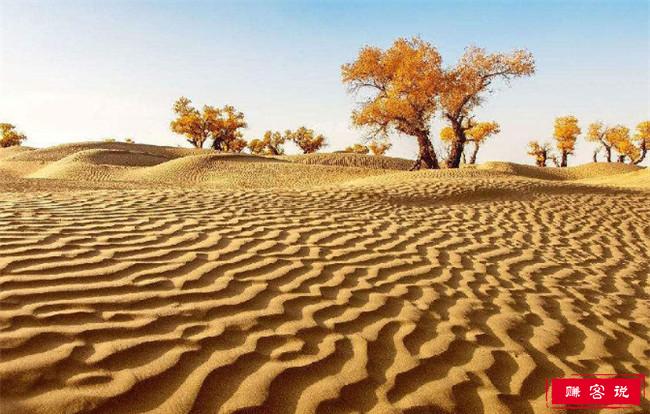 世界十大沙漠排名 撒哈拉沙漠跟中国国土面积一样大