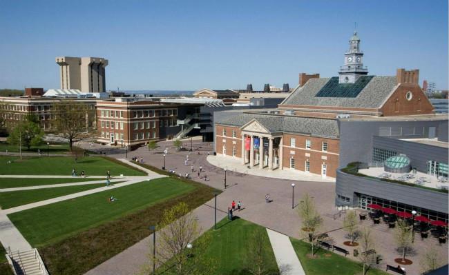 2018年美国辛辛那提大学世界排名 留学费用