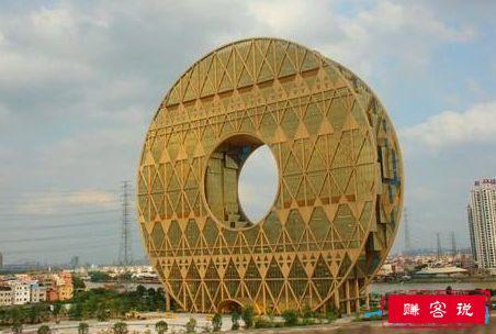中国十大丑陋建筑 上海LV大厦上榜