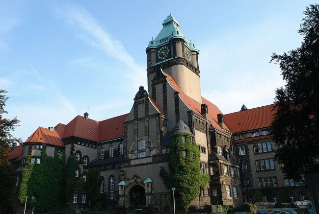 2018年德国德累斯顿工业大学世界排名 留学费用