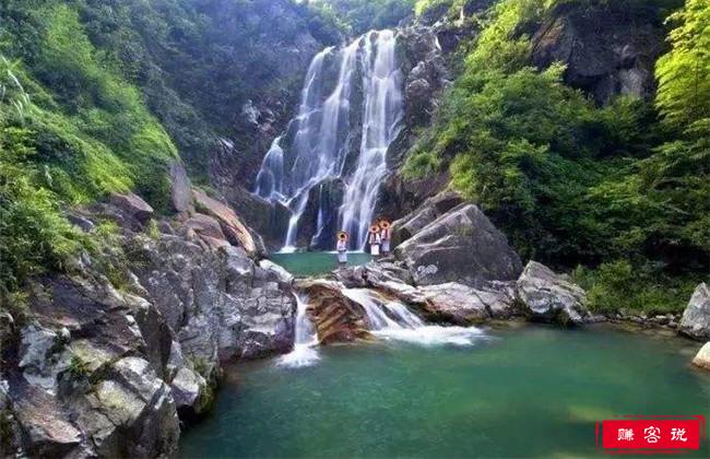 瑶山大峡谷景区