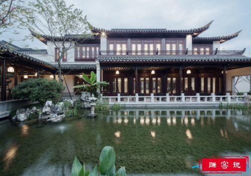 中国十大豪宅 融创苏州桃花源排第一