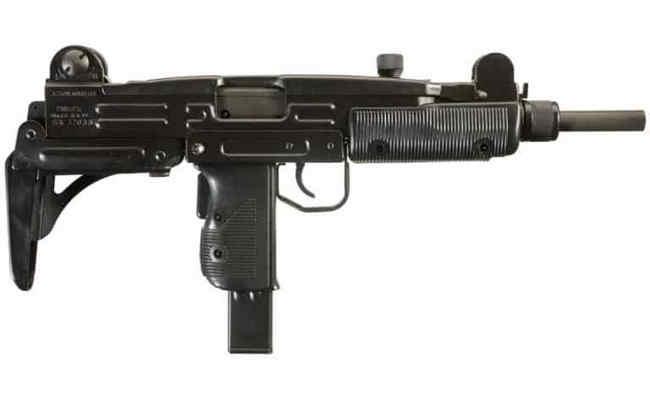 世界上最危险的枪支 UZI冲锋枪榜上有名