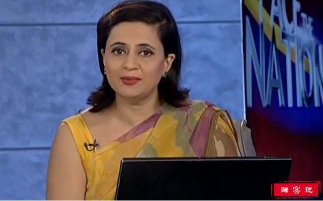 印度最富有魅力的十大新闻主播 个个能言善辩!