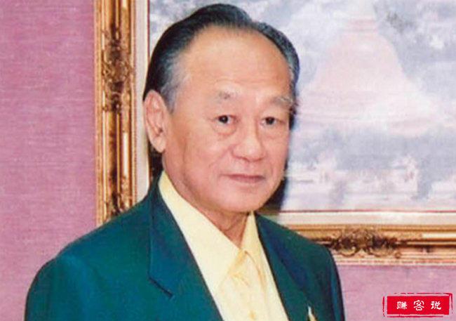 泰国十大富豪排行榜 爱国华侨的他排名第一