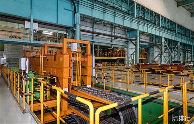 中国钢铁厂排名2019 2019年中国十大钢铁集团