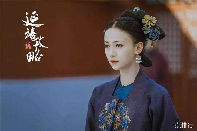 TVB2018收视榜 延禧攻略排名第一
