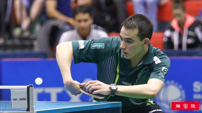 2018男子兵乓球世界排名 中国选手占据前三