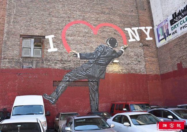 街头艺术最流行的十大国家 俄罗斯位居第一