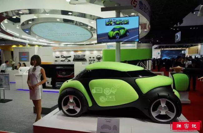 世界十大著名车展 北京国际汽车展览会仅排第五