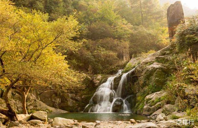 衢州十大旅游景点排行榜 衢州附近有哪些旅游景点