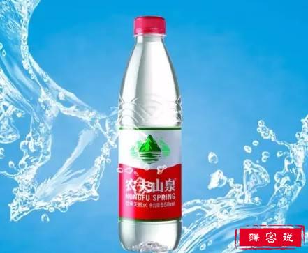 盘点瓶装水排名前十品牌-瓶装水品牌排行榜前十