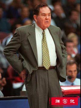 NBA历史上最佳教练 唐·尼尔森主教练带队超1335场胜利