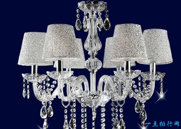 灯具十大品牌 欧普照明灯具占据第一