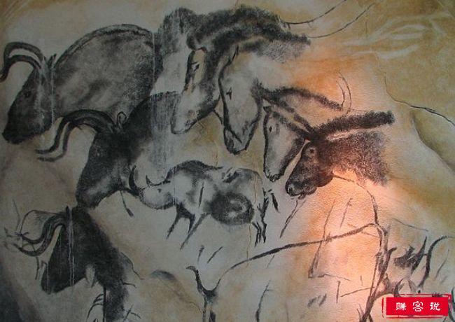 世界十大著名史前洞穴岩画 让人惊叹的远古文明